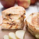 Apple Brie Panini - The Perfect Apple Brie Fall Sandwich with Caramelized Onions