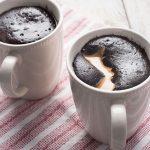 Chocolate Mug Cake - Vegan Peanut Butter Chocolate Mug Cake Ready in 5 minutes