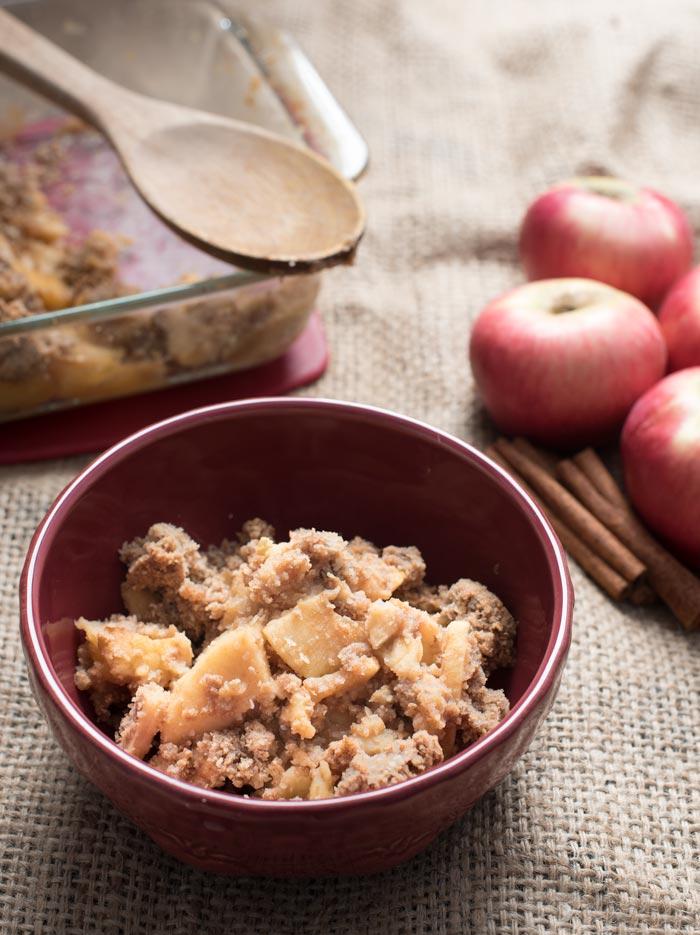 homemade-apple-crisp
