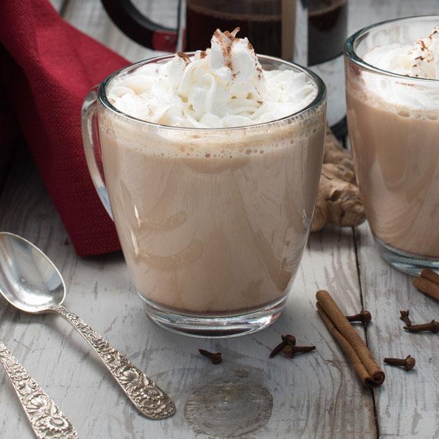 Gingerbread Latte Recipe