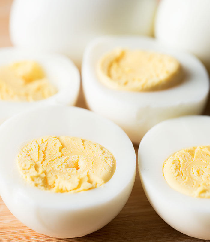 easy to peel instant pot hard boiled eggs
