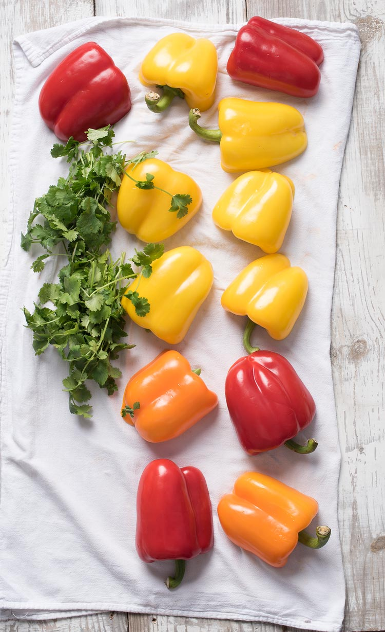 bell peppers for quinoa stuffed bell peppers recipe