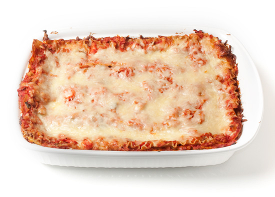 Red Lentil Lasagna