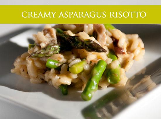 creamy-asparagus-risotto - MyWifeCanCook.com