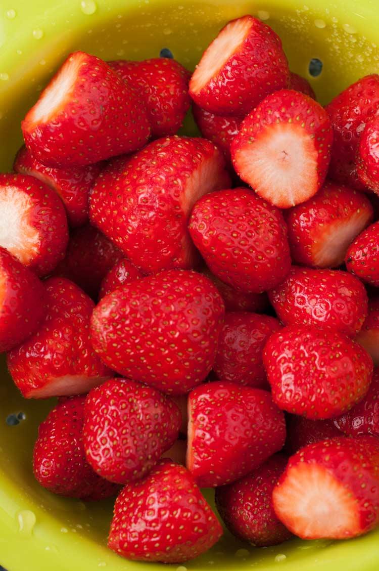 how to keep fresh strawberries fresh