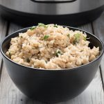 Instant Pot Brown Rice - Instant Pot Rice is the best way to make rice!